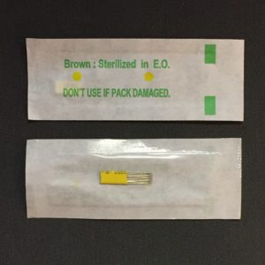 Иглы для микроблейдинга