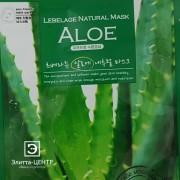 Тканевая маска Aloe (Алоэ)